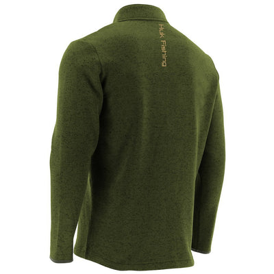 Huk Channel 1/4 Zip