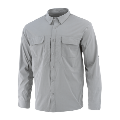 Huk Beaufort Long Sleeve Shirt