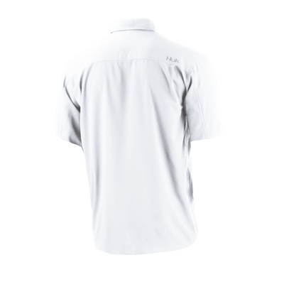 Huk Tide Point Short Sleeve Shirt