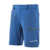 "Performance Fishing Shorts - Huk Next Level Shorts - 10.5"" Inseam - Front View - Dark Blue"