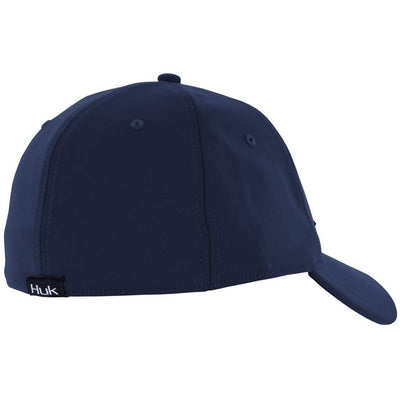 Huk KC Scott Tuna Patch Stretch Cap