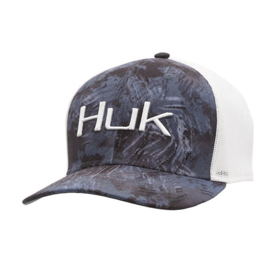 Huk Camo Trucker Stretch Cap