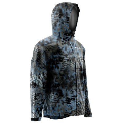 Huk Camo Packable Jacket