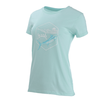 Huk Womens Sunrise Tee