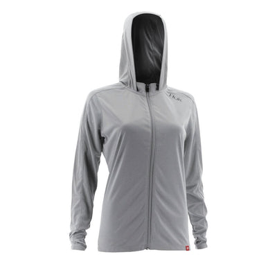 Huk Ladies ICE Heather Zip Hoodie