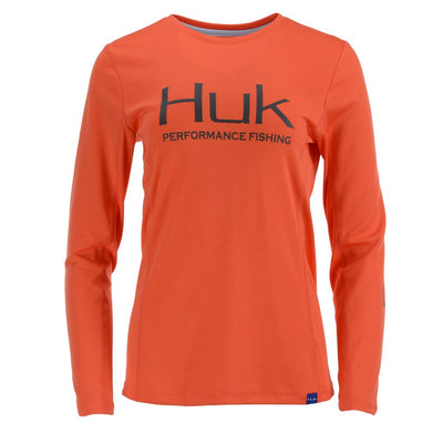 Huk Ladies ICON X Long Sleeve Shirt