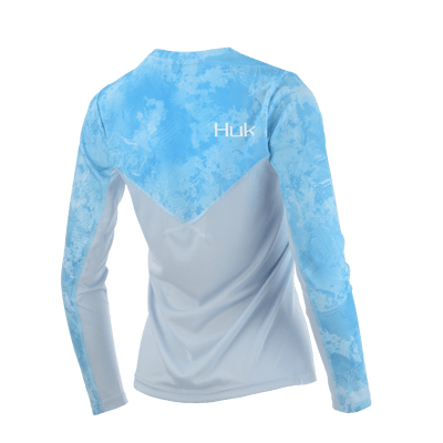 Huk Ladies Subphantis ICON X Long Sleeve Shirt