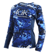 Huk Ladies Camo ICON X Long Sleeve Shirt