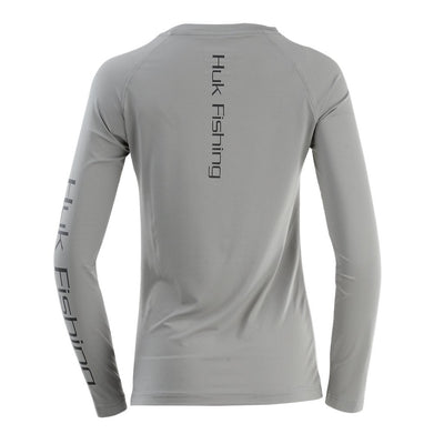 Huk Ladies Pursuit Vented Long Sleeve