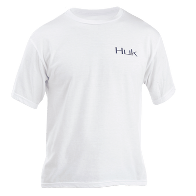 Huk Youth Where's The Pitch Tee