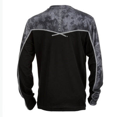 Huk Youth Icon Camo Long Sleeve