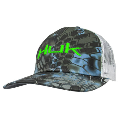 Huk Youth Kryptek Trucker Cap