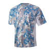 Huk Icon X Refraction Short Sleeve Shirt