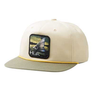 Huk Just Teasin' Five Panel Hat