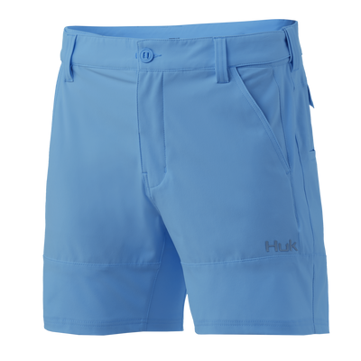 "Huk Low Country 6"" Short"