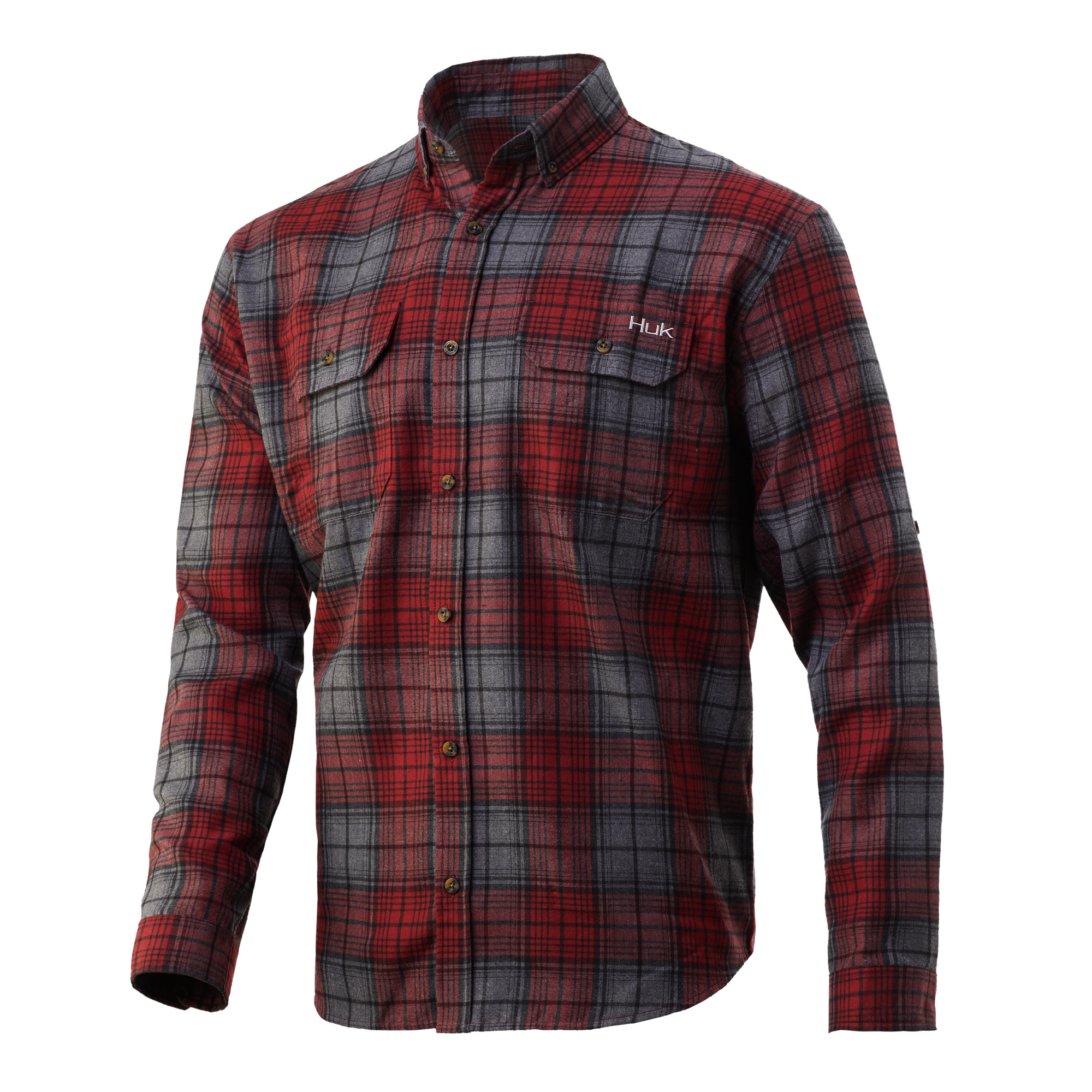 Huk Maverick Flannel Shirt