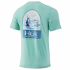 Huk Offshore Shield Tee