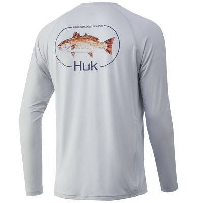 Huk Redfish Pursuit