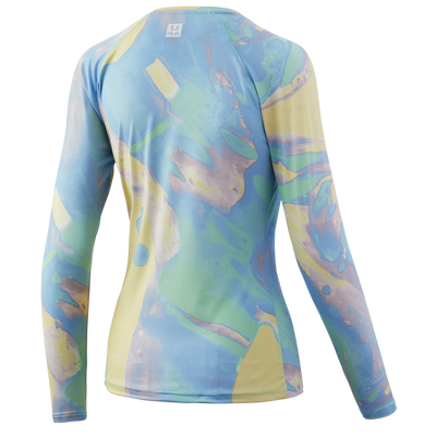 Huk Womens Lava Tie-Dye Pursuit