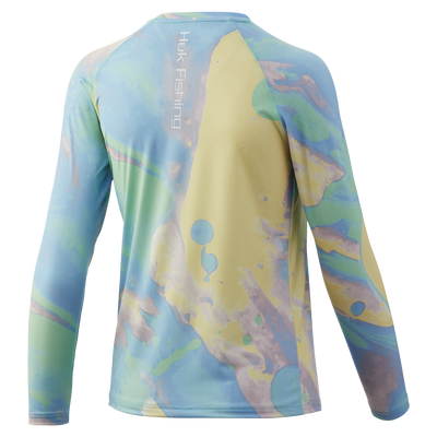 Huk Youth Tie-Dye Lava Pursuit