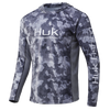 Huk Icon X Refraction Camo Hoodie