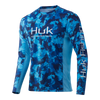 Huk Icon X Refraction Shirt
