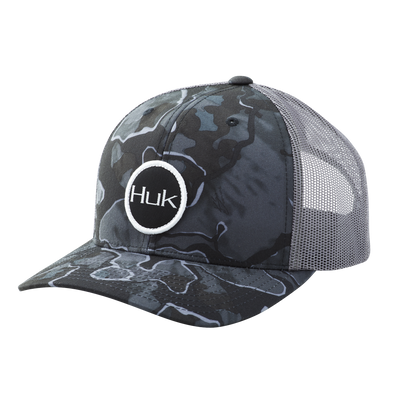 Huk Current Camo Trucker