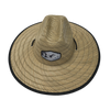 Huk Camo Patch Straw Hat