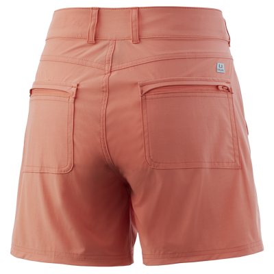 Huk Women's Next Level Short