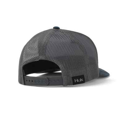 Huk Youth Current Camo Trucker