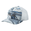 Huk Youth Mossy Oak Hydro Mesh Hat