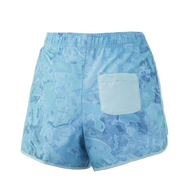 Womens Chillin Deck Short