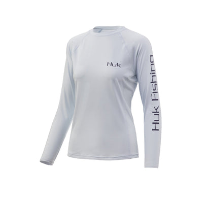 Huk Womens Schooled Pursuit Graphic