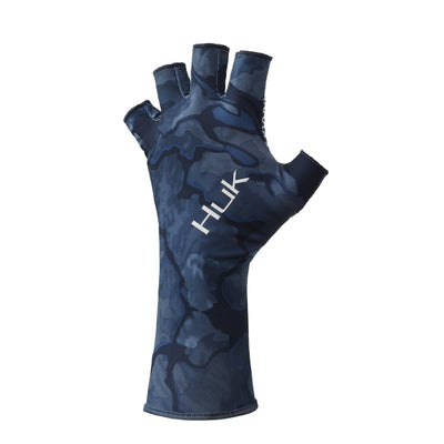 Huk Current Camo Sun Glove