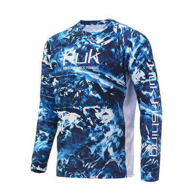 Huk Mossy Oak Pursuit Long Sleeve