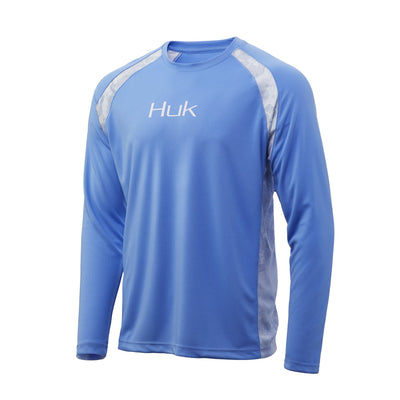 Huk Strike Solid Long Sleeve