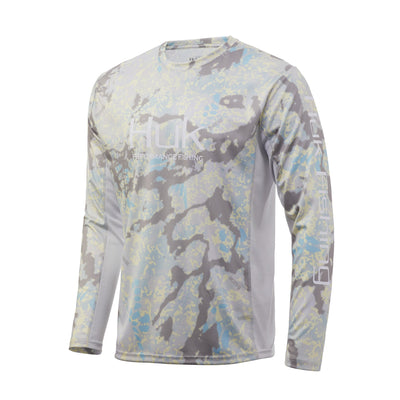 Huk Icon X Kryptek Camo Long Sleeve