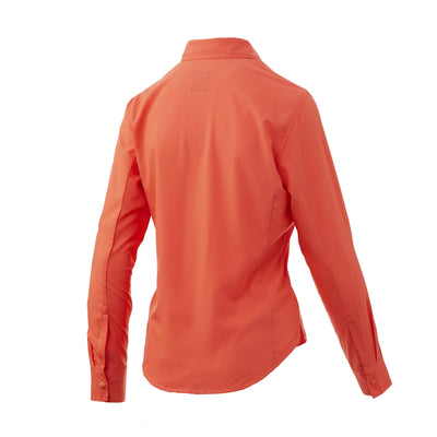 Womens Salty Long Sleeve Fishing Shirt