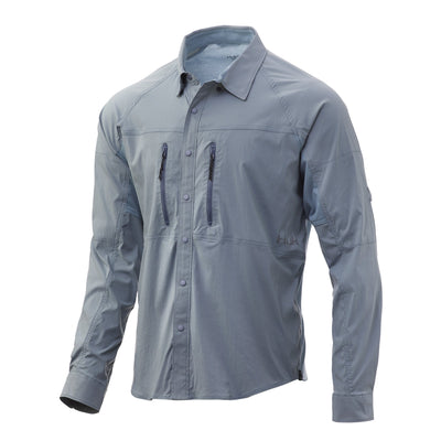 Huk Tech Hybrid Solid Shirt