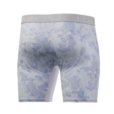 Huk Current Camo Boxer Brief