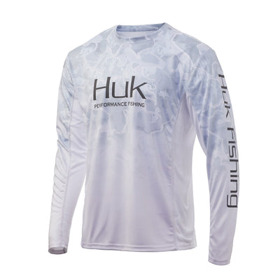 Huk Icon X Current Camo Fade