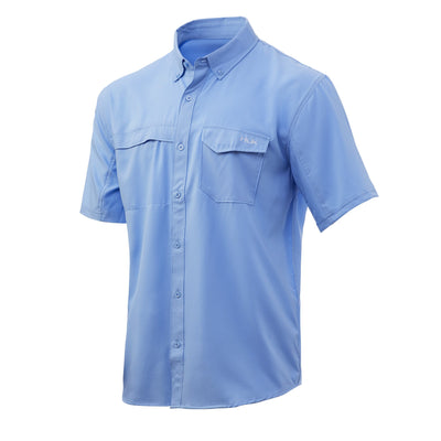 Huk Tide Point Solid Short Sleeve