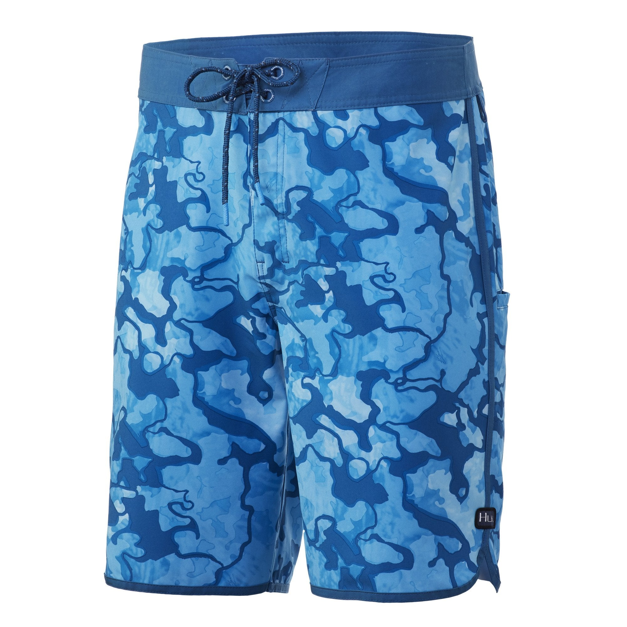 "Huk Current Camo Classic 20"" Boardshort"
