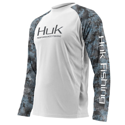 Huk Subphantis Double Header Vented Long Sleeve