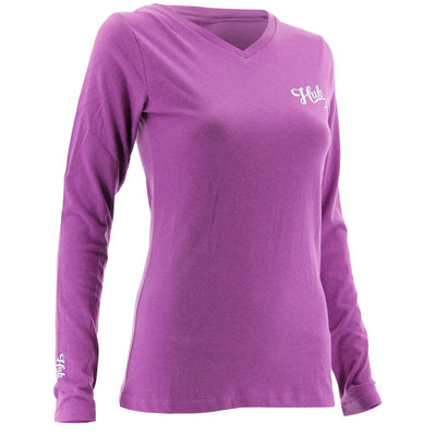 Huk Ladies Logo Long Sleeve