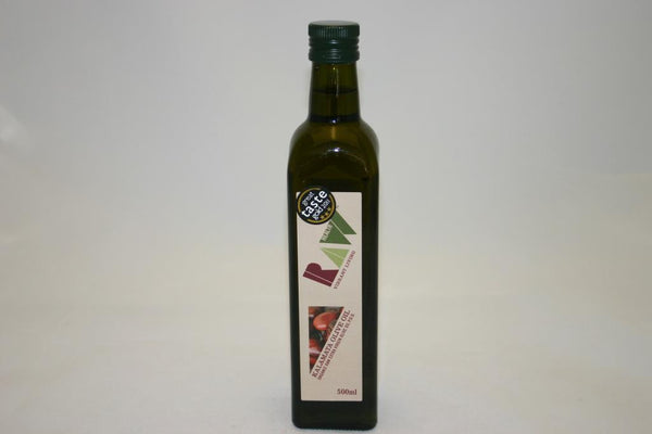 Raw Health Raw Kalamata D.O.C Extra Virgin Olive Oil 500ml