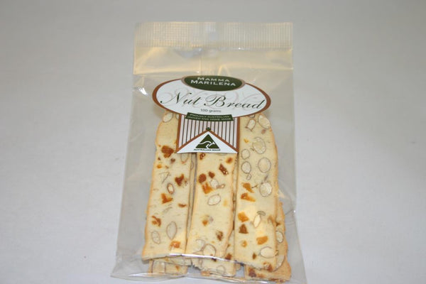 Mamma Marilena Almond And Apricot Nut Bread 100gm