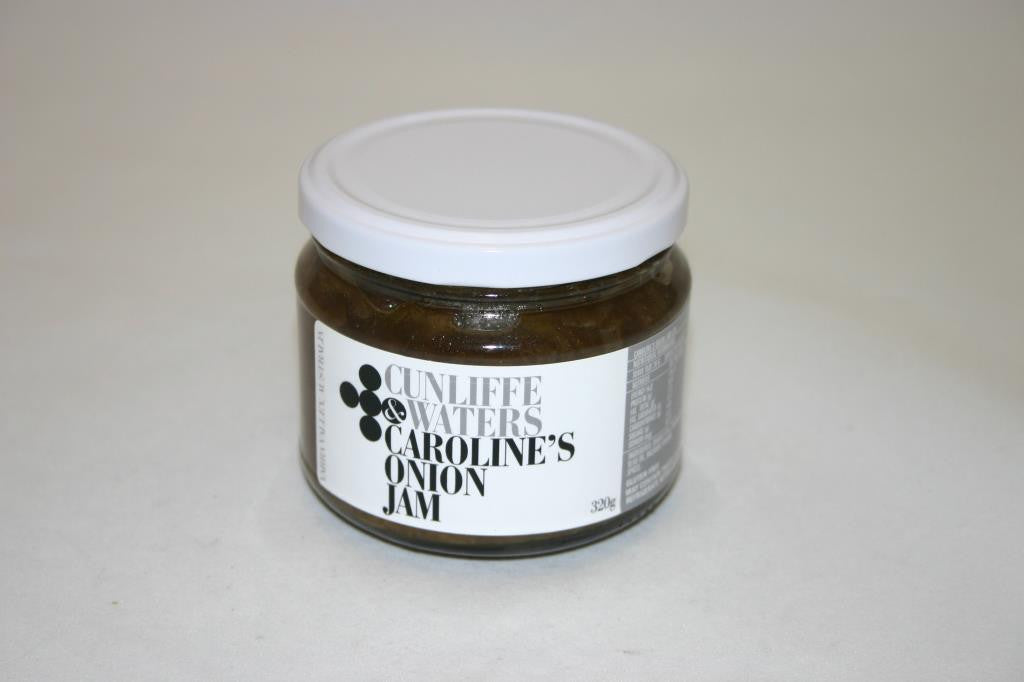 Cunliffe & Waters Caroline's Onion Jam 320gm