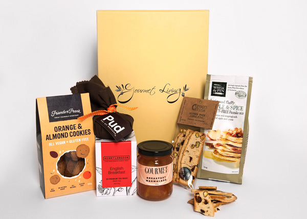 Gluten Free Breakfast Christmas Hamper
