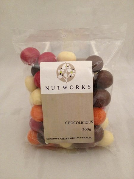 Nutworks Chocolicious 500gm